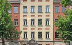 Stadthaus Gorkistrasse (verkauft)